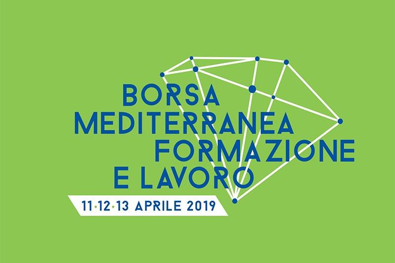 Borsa Mediterranea della Formazione e del Lavoro: la I edizione dall'11 al 13 aprile all'ex Tabacchificio Centola di Pontecagnano Faiano